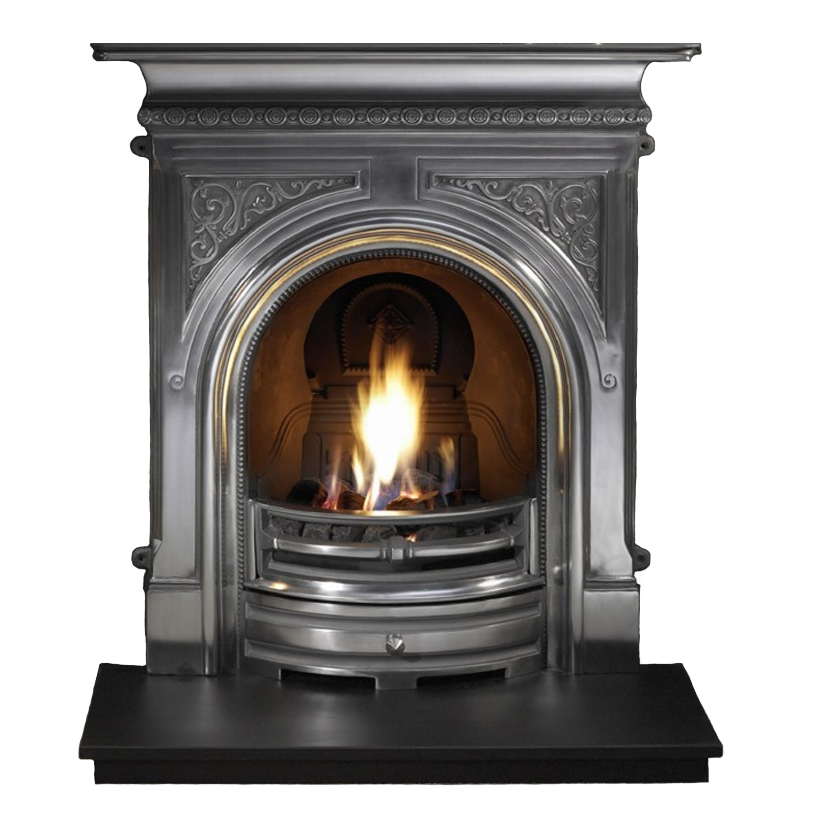 Popular choice gallery celtic cast iron fireplace uk Decorative hearth