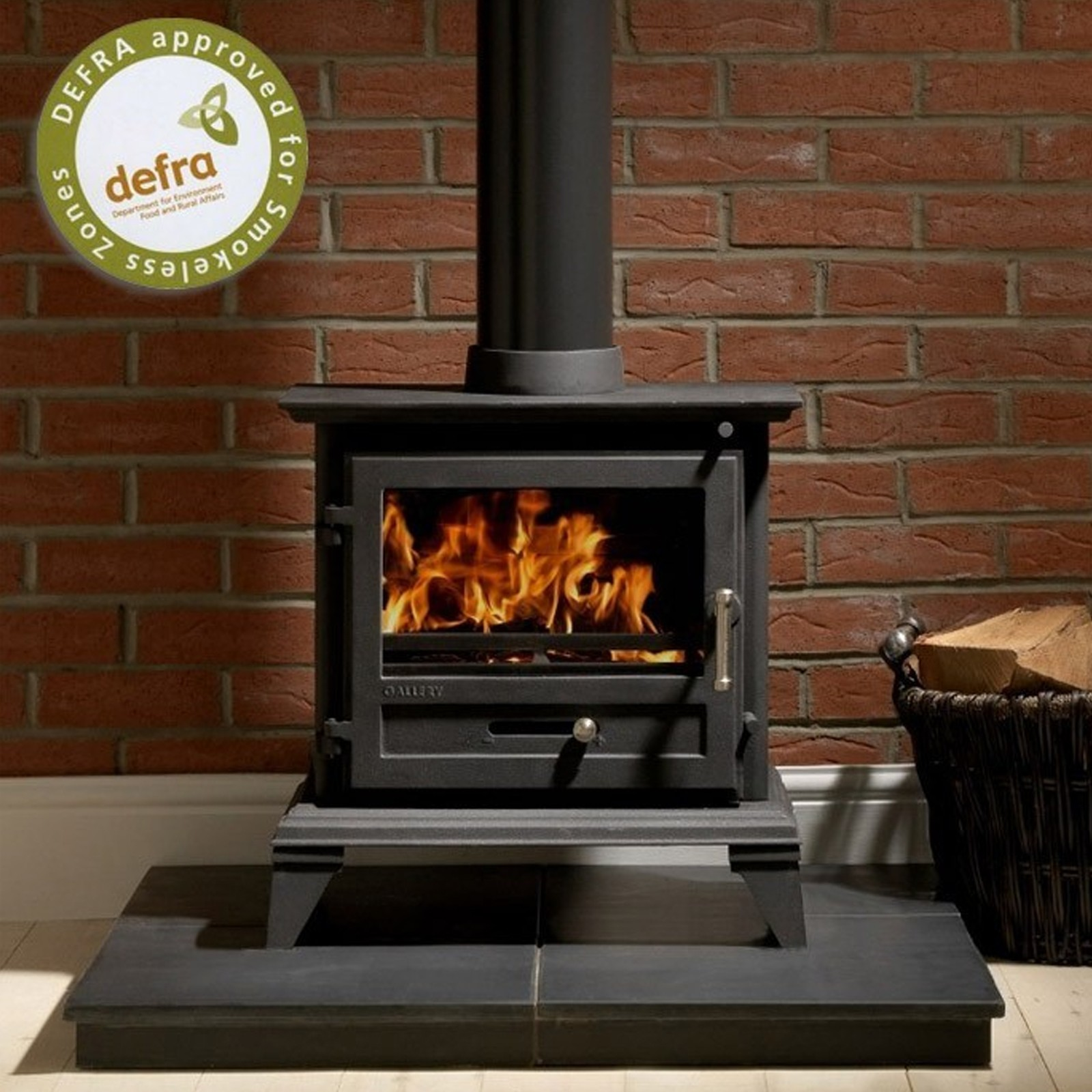 brilliant bargains gallery classic 8 cleanburn stove reduced