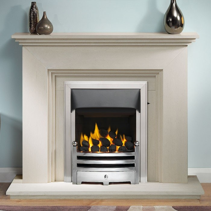 Gallery Cranbourne 44 Quot Limestone Fireplace Suite Natural