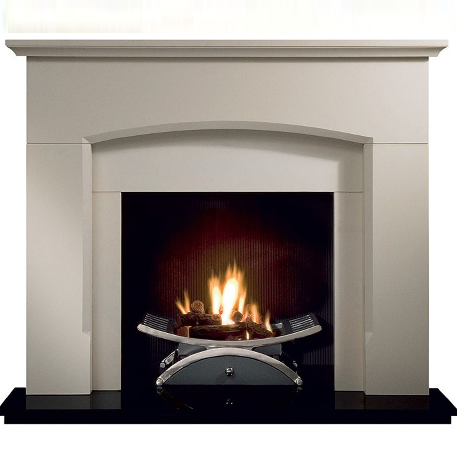 Contemporary Style Gallery Dacre Stone Fireplace