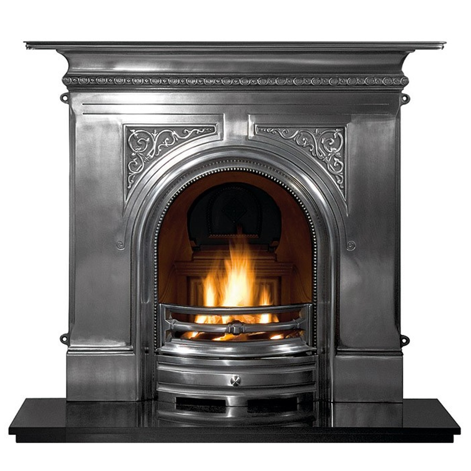 Gallery Pembroke Cast Iron Fireplace | Victorian Style