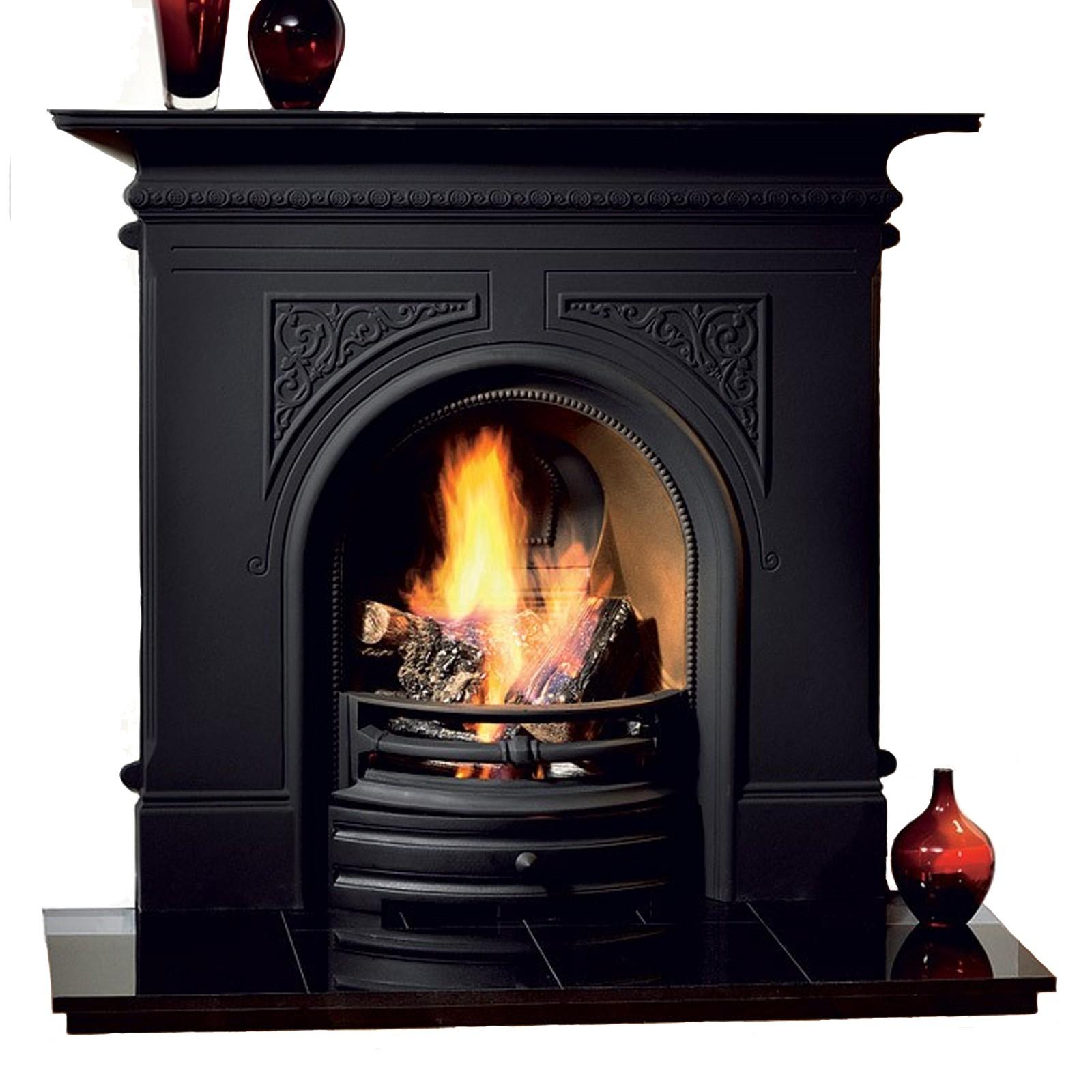 gallery pembroke cast iron fireplace victorian style