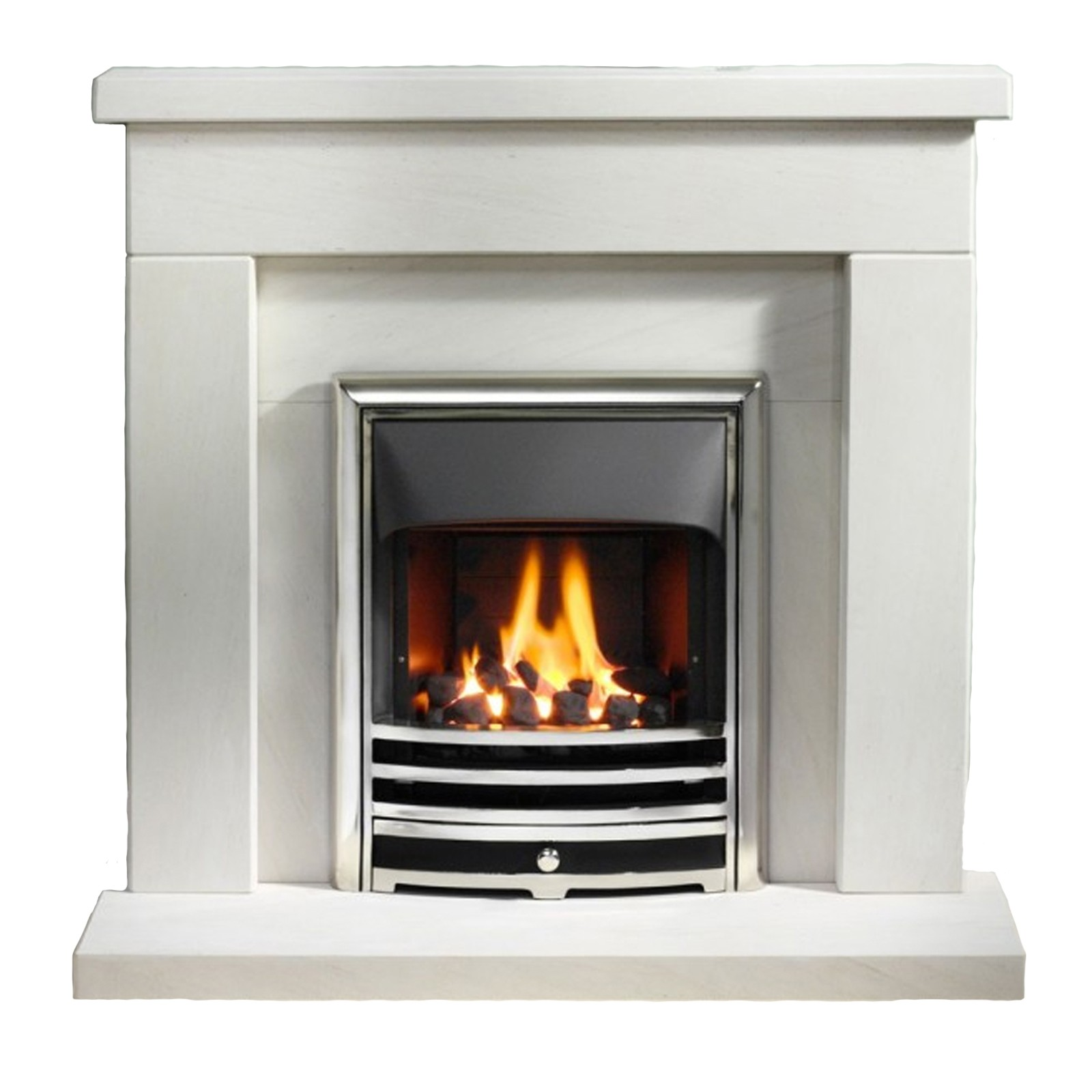 Elementary Design Gallery Durrington Limestone Fireplace