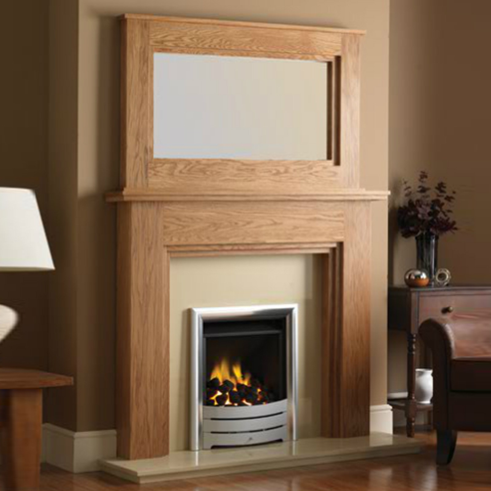 Here at Fireplaces4life we have thousands of fires and fireplaces to choose from and we offer them at fantastic prices.  product