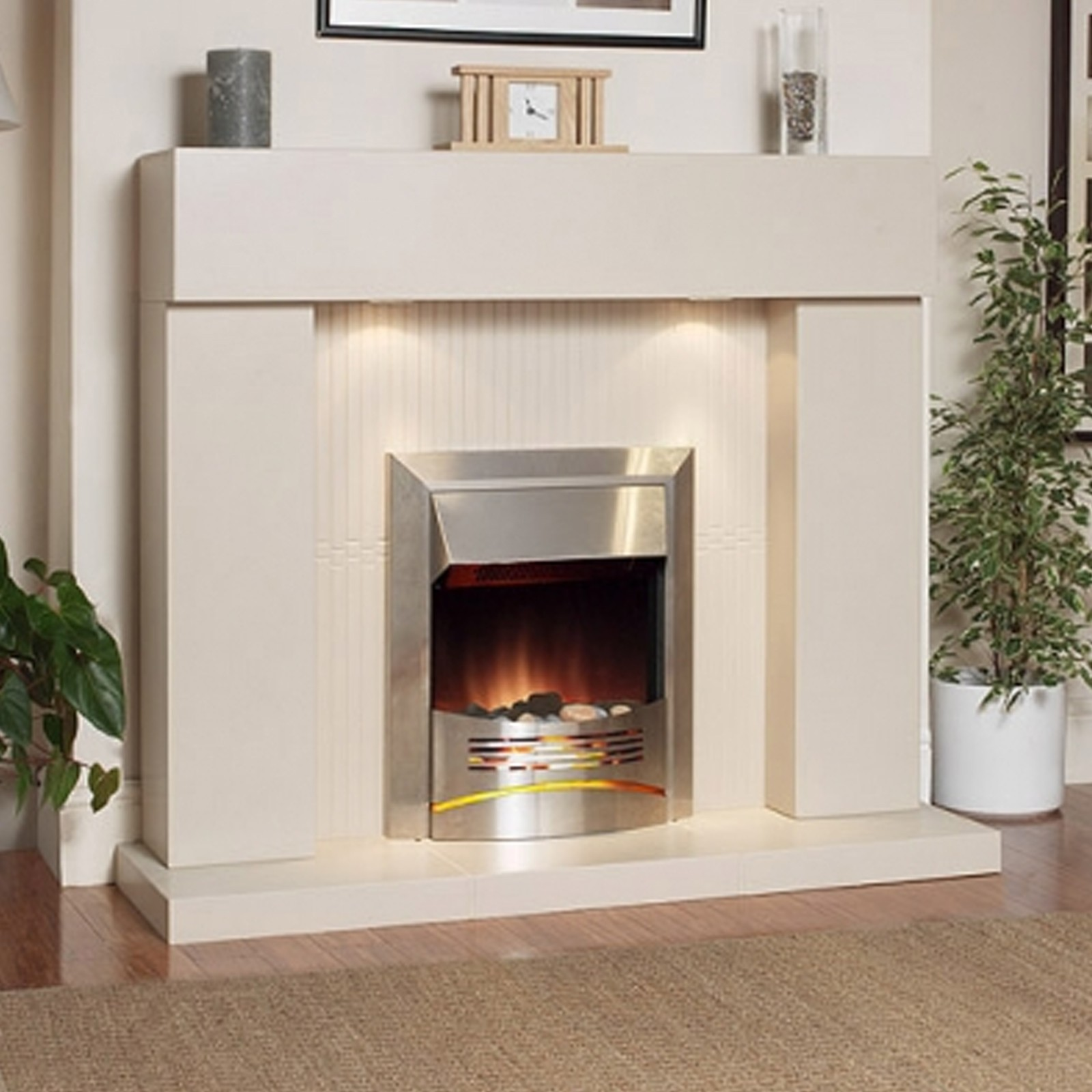 Outstanding Katell Durban Electric Fireplace Suite Home Interior And Landscaping Fragforummapetitesourisinfo