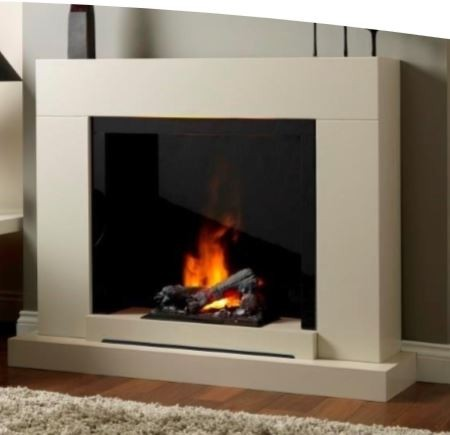 Katell Siena 45 Electric Fireplace Suite Fire Surrounds