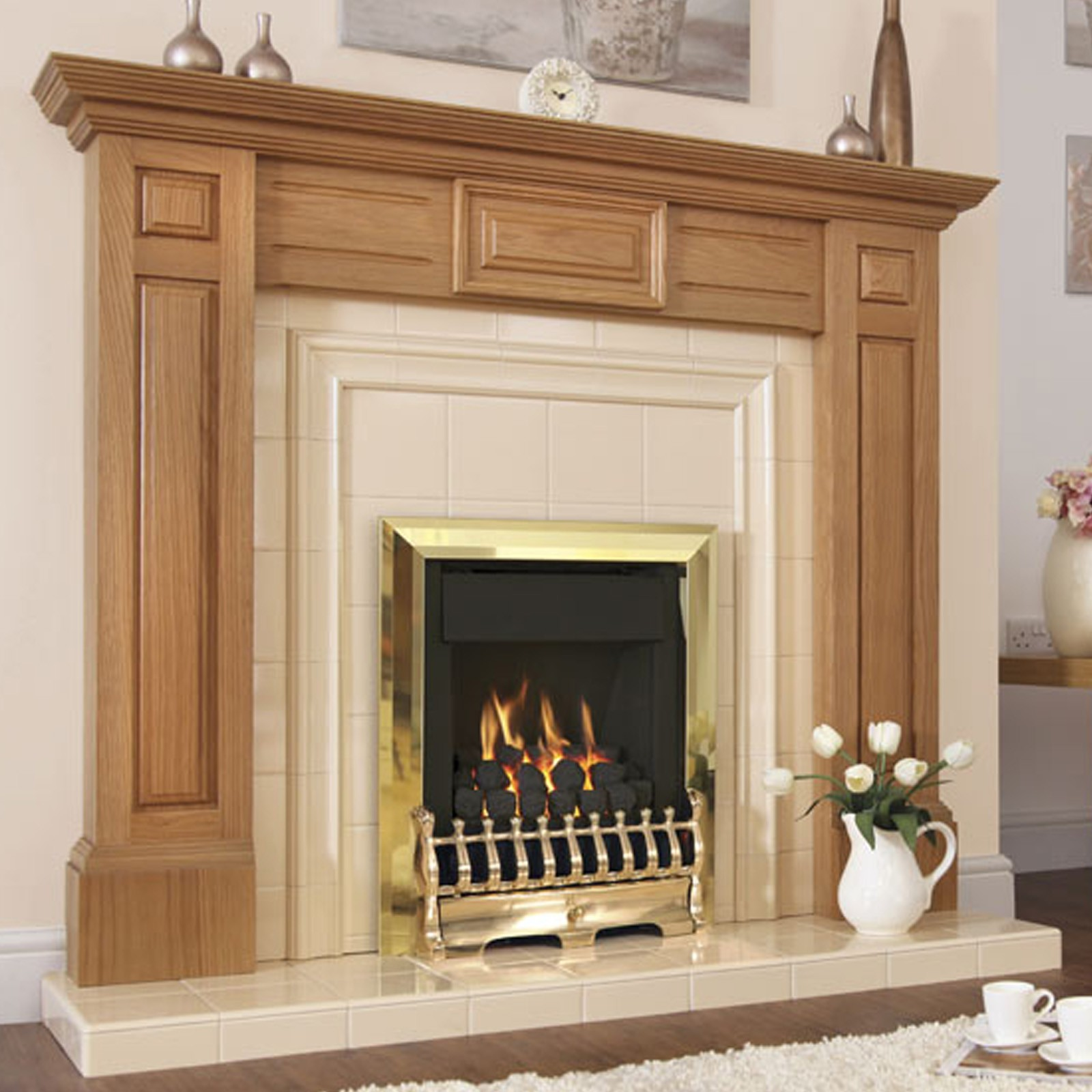Fast Delivery Kinder Nevada Plus He Gas Fire Superb Prices