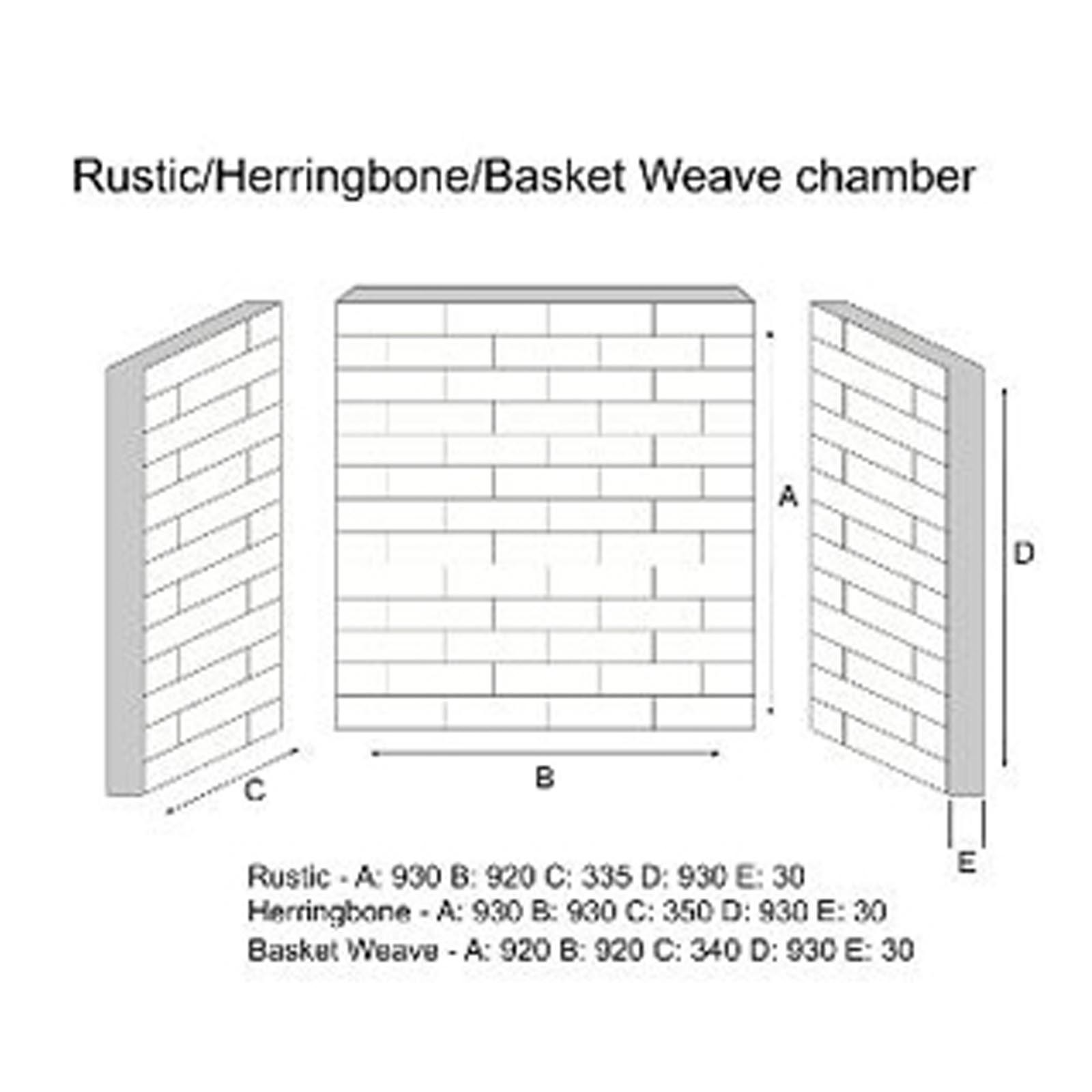 low cost gallery rustic brick chamber free delivery