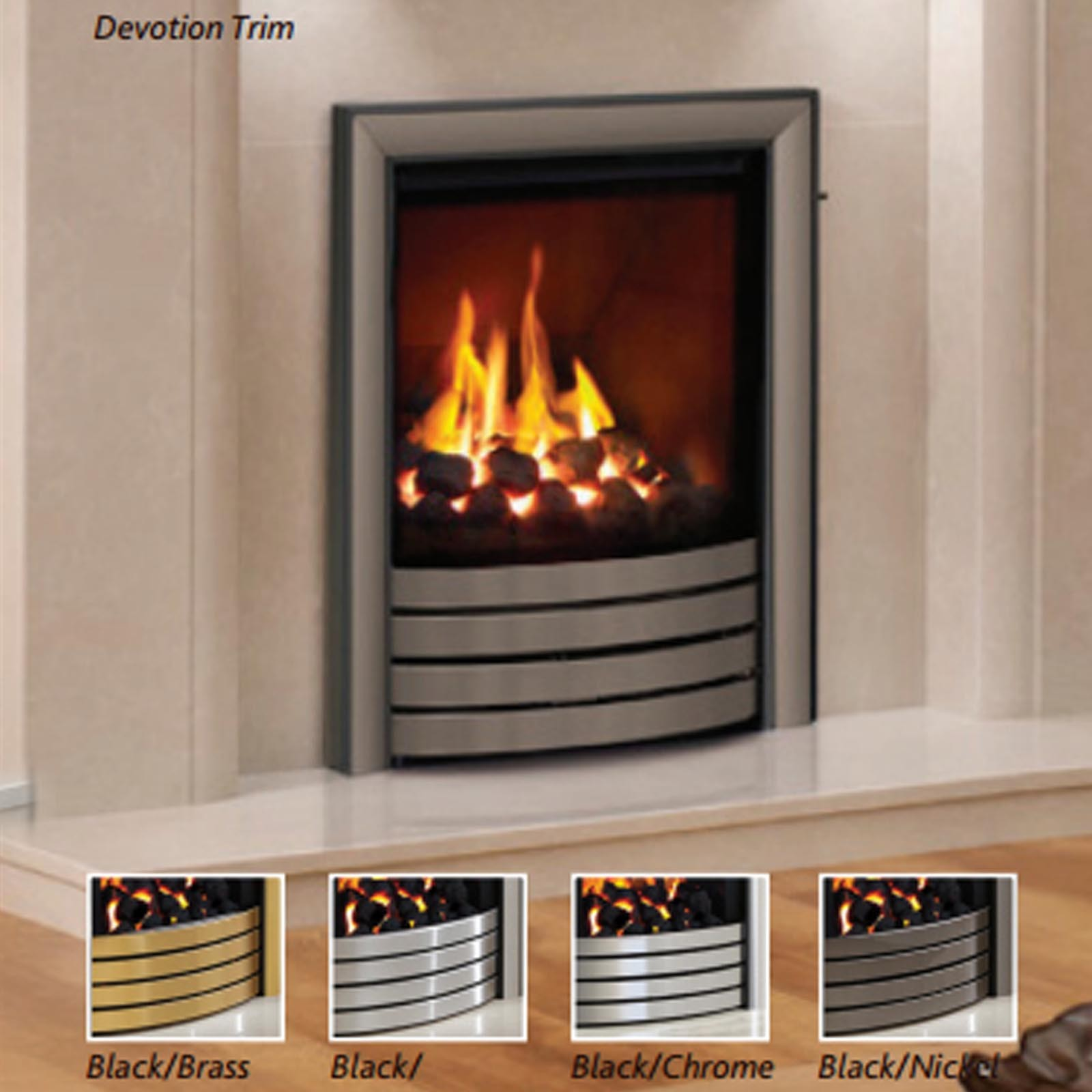 Elgin Hall Utopia High Efficiency Gas Fire Free Uk Delivery