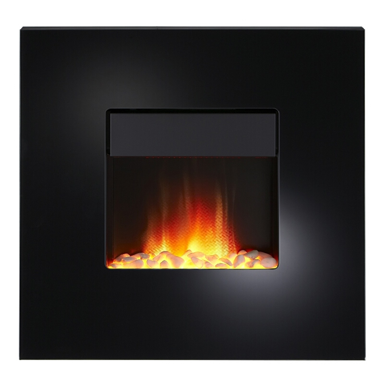 Contempary Fire Valor Brooklyn Led Longlite Wall Mounted