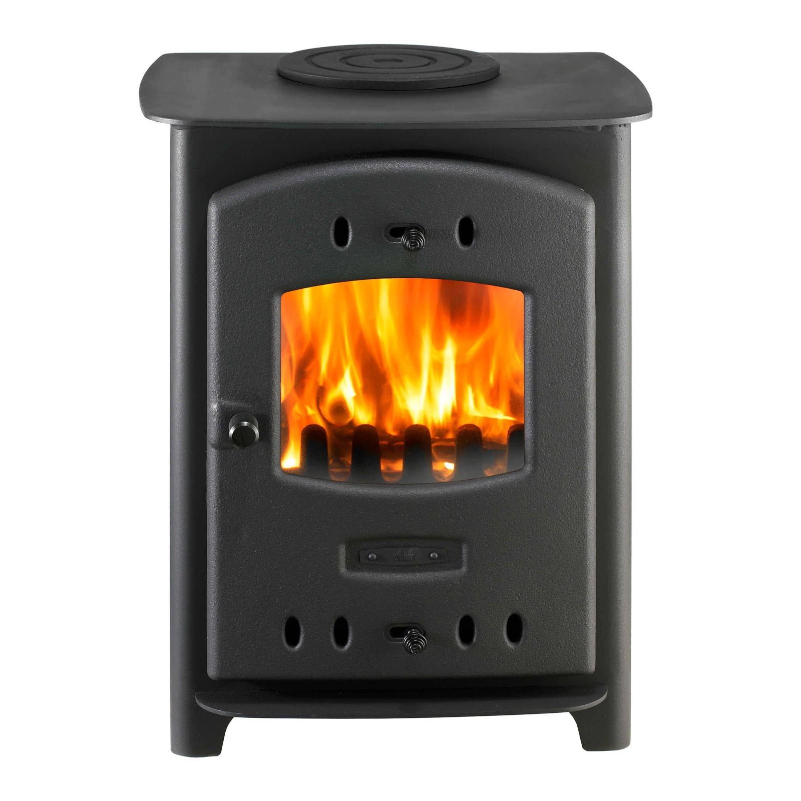 perfect stove valor willow multi fuel stove bargain price. Black Bedroom Furniture Sets. Home Design Ideas