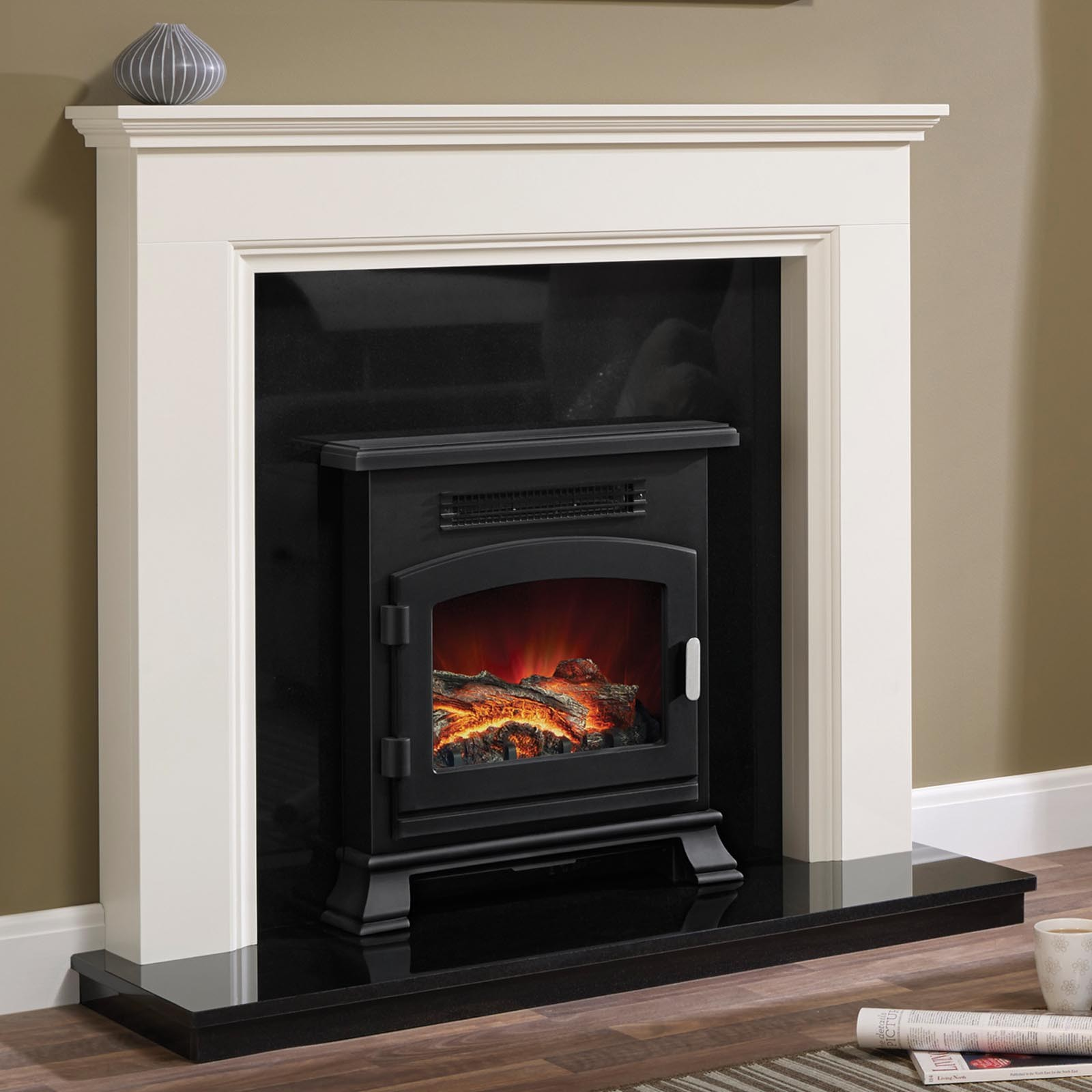 Simple Style Be Modern Westerdale 48 Fireplace Surround