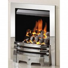 Crystal Fires Grace Slimline Contemporary Trim Gas Fire