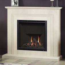 """Elgin & Hall Orieta 48"""" Gas Fireplace Suite"""