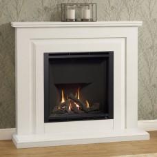 "Elgin & Hall Mariella 48"" Gas Fireplace Suite"