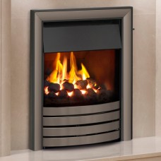 Elgin & Hall Cobalt Devotion Deepline Convector Gas Fire
