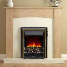 """Be Modern Ashbrooke 44"""" Electric Suite With Electric Fire"""
