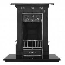 Carron Abbot Combination Cast Iron Fireplace Suite