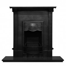 Carron Abingdon Cast Iron Combination Fireplace Suite