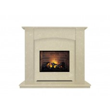 Fireplaces 4 Life Camber 48'' Electric Fireplace Suite
