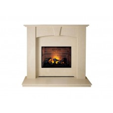 Fireplaces 4 Life Devon 48'' Electric Fireplace Suite