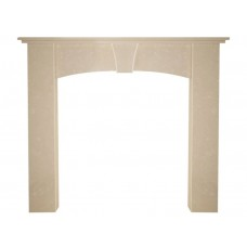 Fireplaces 4 Life Devon 48'' Marble Fire Surround