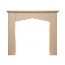 Fireplaces 4 Life Georgia 48'' Stone Fire Surround Beige