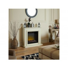 Fireplaces 4 Life Hampton 40'' Electric Fireplace Suite