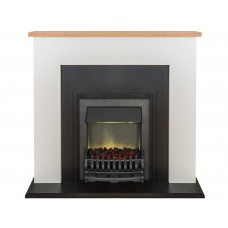 Fireplaces 4 Life Innsbruck 48'' Blenheim Electric Fireplace Suite