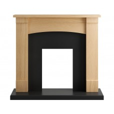 Fireplaces 4 Life Lancaster 48'' Oak Fireplace