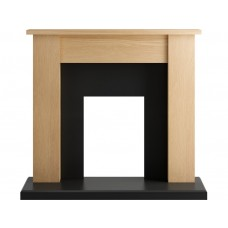 Fireplaces 4 Life 48'' New England Oak Veneer Fireplace