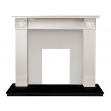 Fireplaces 4 Life Regent 48'' Marble Fireplace
