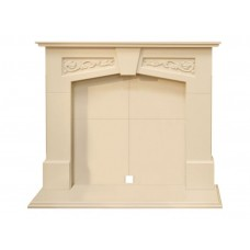 Fireplaces 4 Life Richmond 48'' Inglenook Stove Fireplace