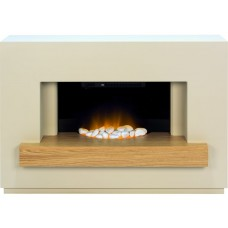 Fireplaces 4 Life Sambro 46'' Electric Fireplace Suite
