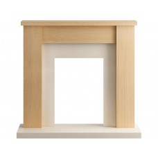 Fireplaces 4 Life Solus 48'' Oak Veneer Fireplace