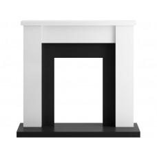 Fireplaces 4 Life Solus 48'' Pure White Fireplace