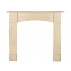 Fireplaces 4 Life Southwick 48'' Marble Fire Surround