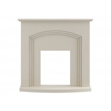 Fireplaces 4 Life Tuscany 41'' Cream Fireplace