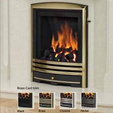 Be Modern Alcazar Slimline Inset Gas Fire