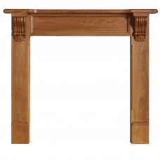 Cast Tec Balmoral Wooden Surround/Mantel