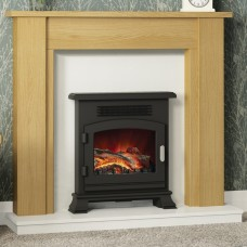 """FLARE Collection 48"""" Hainsworth Timber Surround"""