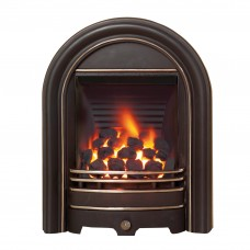 Be Modern Abbey Black Gas Fire