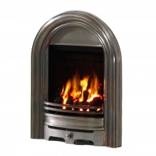 Be Modern Abbey Fully Polished Gas Fire