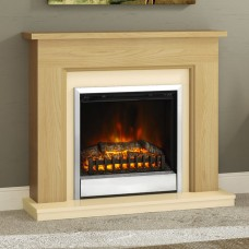 """Be Modern Calderdale 44"""" Electric Fireplace Suite"""