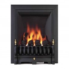 Be Modern Classic Inset Black Gas Fire (Plain)