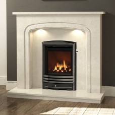 "Be Modern Mirandola 48"" Fireplace Suite"