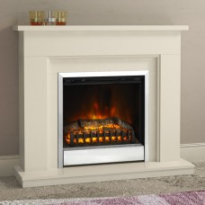 "Be-Modern Trowbridge 44"" Electric Fireplace Suite"