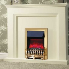 Be Modern Camberley Black Electric Fire