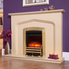 Celsi Electriflame Caress Daisy Hearth Mounted Electric Fire