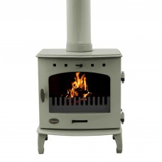 Carron Black Enamel 7.3kW Woodburning/Multifuel Stove